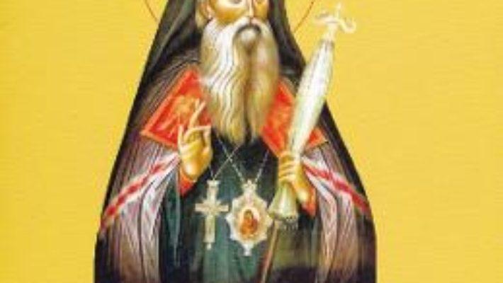 Cartea Slujba Sfantului Ierarh Iosif cel Milostiv, Mitropolitul Moldovei (download, pret, reducere)