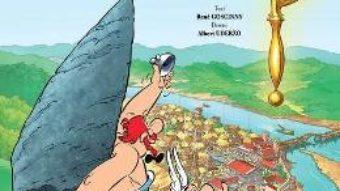 Cartea Asterix, cosorul de aur – Rene Goscinny (download, pret, reducere)