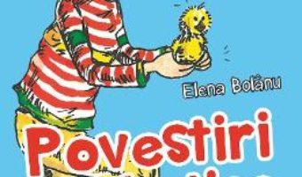 Cartea Povestiri didactice – Elena Bolanu (download, pret, reducere)