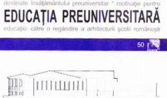 Cartea Tendinte contemporane in arhitectura pentru educatia preuniversitara – Augustin Ioan (download, pret, reducere)
