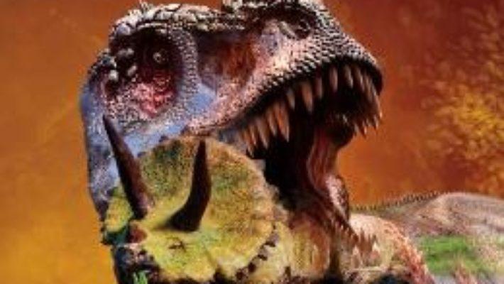 Cartea Dinozauri – Atlas ilustrat bilingv roman-englez (download, pret, reducere)
