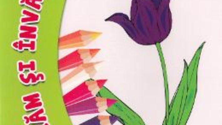 Cartea Flori de gradina – Coloram si invatam! (download, pret, reducere)