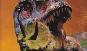Cartea Dinozauri. Atlas ilustrat bilingv roman-german (download, pret, reducere)