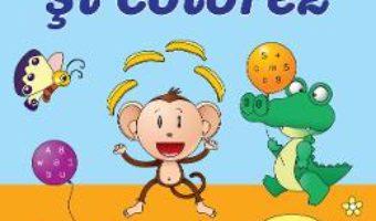 Cartea Ma joc si colorez – Activitati 4-6 ani (download, pret, reducere)