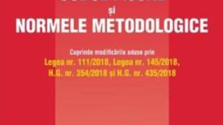 Cartea Codul fiscal si normele metodologice act. 28 Iunie 2018 (download, pret, reducere)