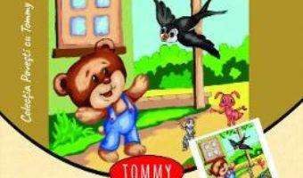 Cartea Tommy si puiul de randunica – Dorin Bujdei (download, pret, reducere)