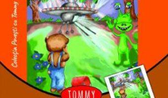 Cartea Tommy si extraterestrul – Dorin Bujdei (download, pret, reducere)