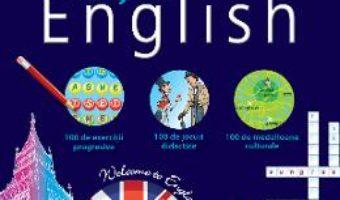 Cartea Larousse. Engleza distractiva 13-14 ani (download, pret, reducere)