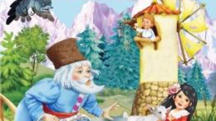 Cartea Heidi, fetita muntilor – Johanna Spyri (download, pret, reducere)