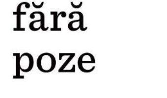 Cartea Cartea fara poze – B.J. Novak (download, pret, reducere)