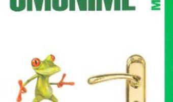 Cartea Dictionar de omonime – Maria Buca (download, pret, reducere)