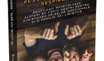 Cartea Pe locuri, Fiti gata… Respirati! – Mindfuness – Carla Naumburg (download, pret, reducere)