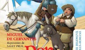 Cartea Don Quijote de la Mancha. Cele mai frumoase povesti bilingve – Miguel de Cervantes (download, pret, reducere)