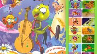Cartea Carte cu sunete: Fiinte mici pentru pici – Inesa Tautu (download, pret, reducere)