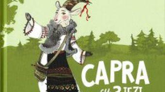 Cartea Capra cu trei iezi – Ion Creanga (download, pret, reducere)