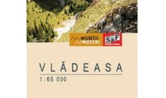 Cartea Muntii Vladeasa. Harta de drumetie – Muntii nostri (download, pret, reducere)