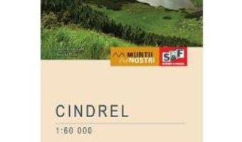 Cartea Muntii Cindrel. Harta de drumetie – Muntii Nostri (download, pret, reducere)