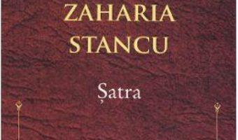 Cartea Satra – Zaharia Stancu (download, pret, reducere)