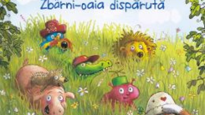 Cartea Doctorul miez. Zbarni, oaia disparuta – Walko (download, pret, reducere)