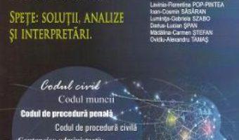 Cartea Aspecte teoretice si practice pentru pregatirea profesionala a consilierilor juridici (download, pret, reducere)