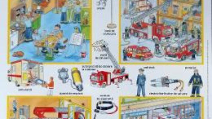 Cartea Plansa. Brigada de pompieri (download, pret, reducere)