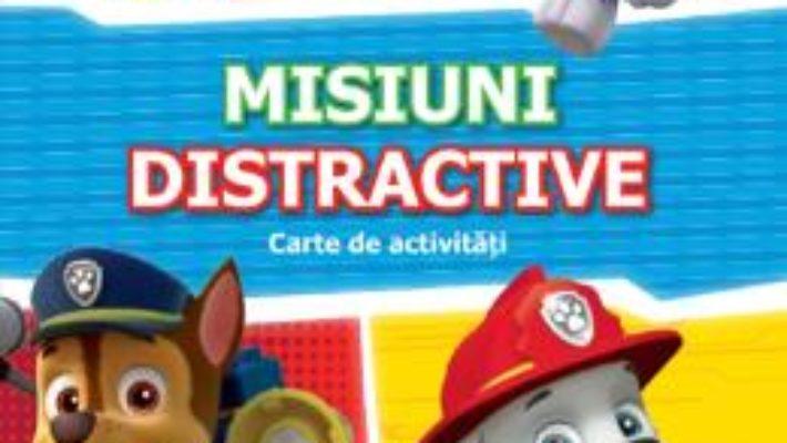 Cartea Patrula catelusilor. Misiuni distractive. Carte de activitati (download, pret, reducere)