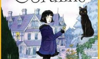 Cartea Coraline – Neil Gaiman (download, pret, reducere)