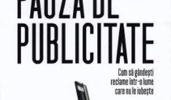 Cartea Pauza de publicitate – Liviu David (download, pret, reducere)