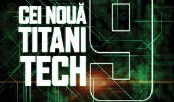 Cartea Cei noua titani tech – Amy Webb (download, pret, reducere)