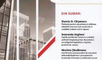 Cartea Revista romana de drept comercial. Nr.1 Ianuarie-martie 2020 (download, pret, reducere)