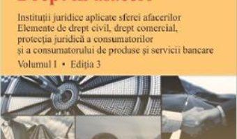 Cartea Drept in afaceri Ed.3 – Laura Potincu (download, pret, reducere)
