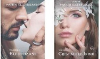 Cartea Pachet Pasiuni electrizante – Joanna (download, pret, reducere)