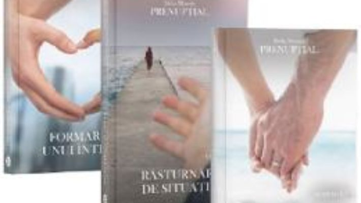 Cartea Pachet Prenuptial – Delia Moretti (download, pret, reducere)