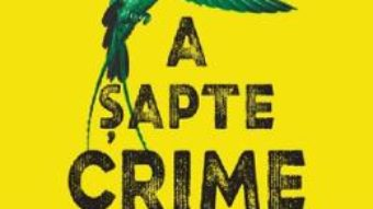 Cartea Scurta istorie a sapte crime – Marlon James (download, pret, reducere)
