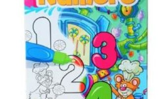 Cartea Numere. Coloram cu carioca cu apa (download, pret, reducere)