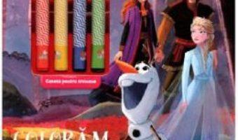 Cartea Disney. Regatul de gheata II. Coloram cu Anna, Elsa si prietenii lor. Carte de colorat (download, pret, reducere)