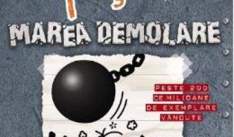 Cartea Jurnalul unui pusti Vol.14: Marea demolare – Jeff Kinney (download, pret, reducere)
