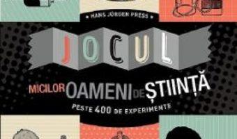 Cartea Jocul micilor oameni de stiinta – Hans Jurgen Press (download, pret, reducere)