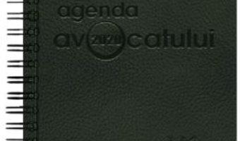 Cartea Agenda avocatului 2020 (download, pret, reducere)