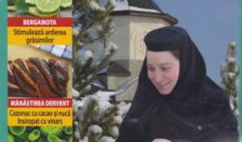 Cartea Leacuri si retete manastiresti Nr. 30 – 10 Decembrie 2019 – 10 Februarie 2020 (download, pret, reducere)