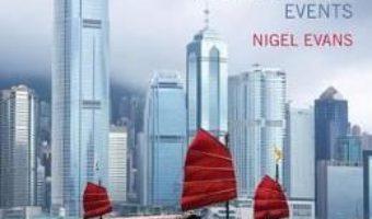 Cartea Strategic Management for Tourism, Hospitality and Events – Nigel Evans (download, pret, reducere)