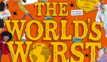 Cartea The World's Worst Teachers – David Walliams (download, pret, reducere)