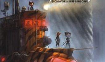 Cartea Ninja Timmy si calatoria spre Sansoria – Henrik Tamm (download, pret, reducere)