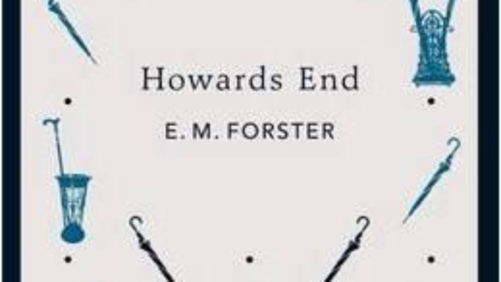 Cartea Howards End – E. M. Forster (download, pret, reducere)