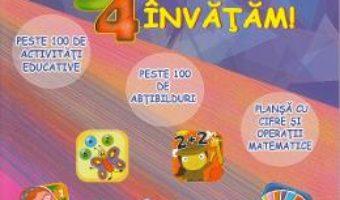 Cartea Numaram, coloram, aritmetica invatam! – Florina-Mariana Jugaru (download, pret, reducere)