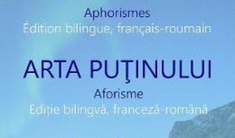 Cartea L'Art du peu. Arta putinului – Francois Vaucluse (download, pret, reducere)
