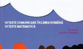 Cartea Evaluare pentru clasa 2 – Teste – Mirela Ilie, Marilena Nedelcu (download, pret, reducere)