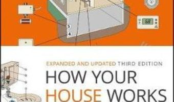 Cartea How Your House Works: A Visual Guide to Understanding and Maintaining Your Home – Charlie Wing (download, pret, reducere)