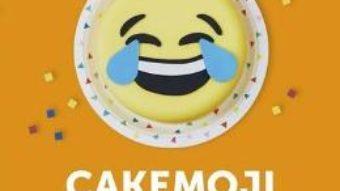 Cartea Cakemoji: Recipes & Ideas for Sweet-Talking Treats – Jennie Powell (download, pret, reducere)