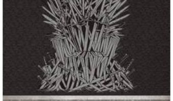 Cartea Game of Thrones: Iron Throne Hardcover Ruled Journal (download, pret, reducere)